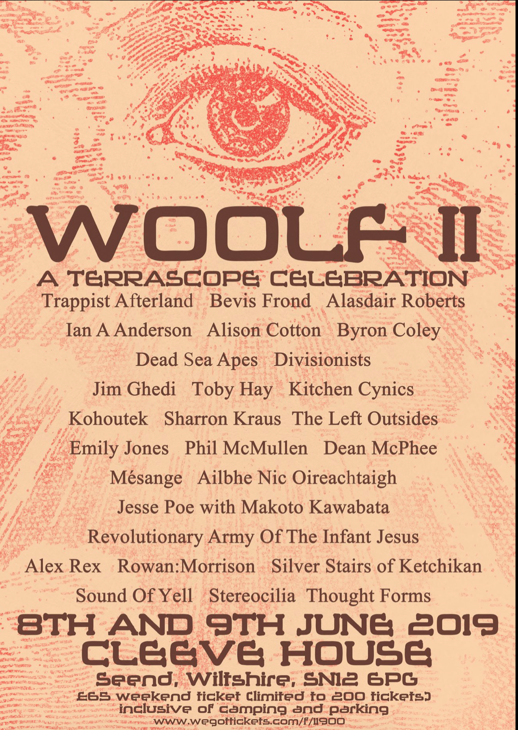Woolf2event